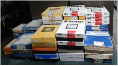 El material depositado en el AHP será inventariado, descripto y puesto a disposición para la consulta pública